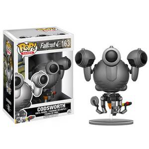 Fallout Codsworth Funko Pop! Vinyl