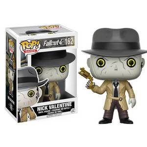 Fallout Nick Valentine Pop! Vinyl Figur