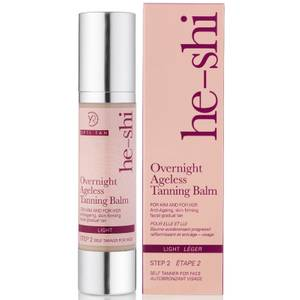 He-Shi Overnight Ageless Tanning Balm 50ml