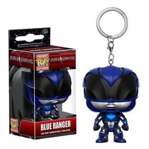 Power Rangers Movie Blauer Ranger Pocket Pop! Schlüsselanhänger