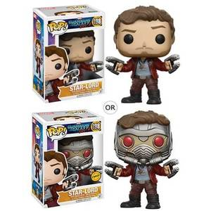 Guardiani della Galassia Vol. 2 Star-Lord Figura Pop! Vinyl