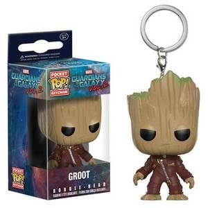 Guardians of the Galaxy Vol. 2 Groot Pocket Pop! Key Chain