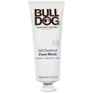 Mascarilla facial para el control de la grasa de Bulldog 100 ml