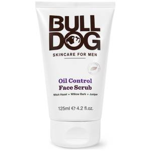 Скраб для жирной кожи лица Bulldog Oil Control Face Scrub 125 мл