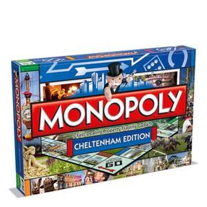 Monopoly Board Game - Cheltenham Edition