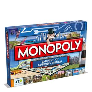 Monopoly Board Game - Guernsey Edition