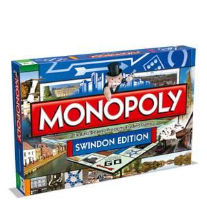 Monopoly Board Game - Swindon Edition