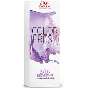 Wella Color Fresh Dark Natural Brunette Brown 3/07 75ml
