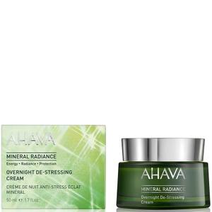 AHAVA Mineral Radiance Overnight De-Stressing Cream 48 ml