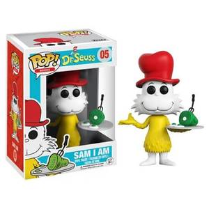 Dr. Seuss Sam I Am Funko Pop! Vinyl