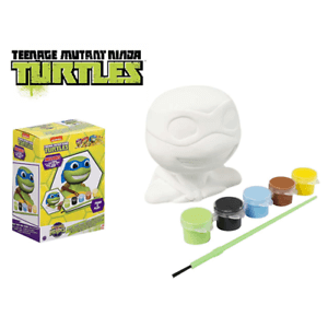 Turtles HSH Paint Your Own Figure - Mikey
