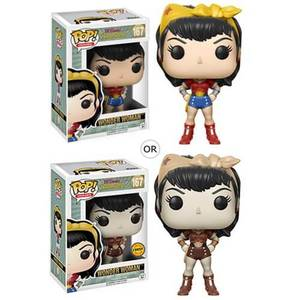DC Bombshells Wonder Woman Funko Pop! Vinyl