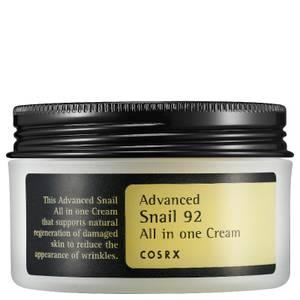 Улиточный универсальный крем COSRX Advanced Snail 92 All in One Cream 100мл