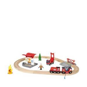 Circuit pompier lutte contre le feu -Brio