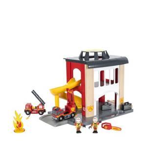Caserne de pompiers - Brio