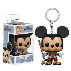 Kingdom Hearts Mickey Pocket Pop! Key Chain