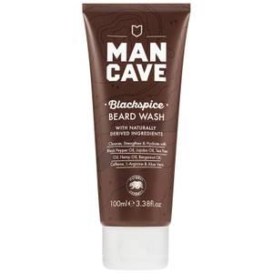 ManCave Beard Wash - Blackspice 100ml