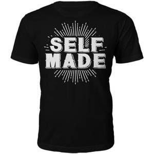 T-Shirt Unisexe Self Made -Noir