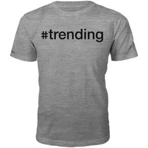Männer #Trending T-Shirt - Grau