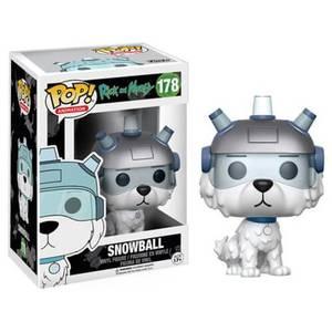 Rick and Morty Snowball Figura Pop! Vinyl
