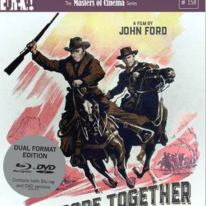 Two Rode Together (Masters Of Cinema) - Dual Format (Includes DVD)