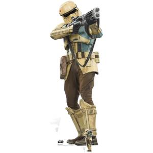 Star Wars: Rogue One Shoretrooper Cut Out