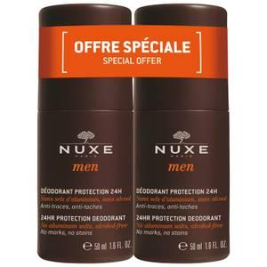 NUXE Men Duo Deodorant (Worth £18)