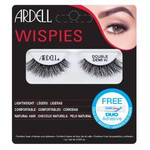 Pack de dos pestañas postizas Demi Wispies de Ardell - Negro