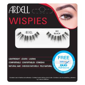 Ardell Wispies Clusters False Eyelashes – 601 Black