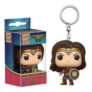DC Wonder Woman Pocket Pop! Keychain
