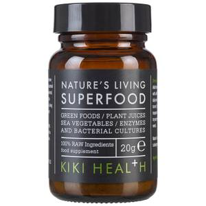KIKI Health Nature's Living Superfood integratore biologico 20 g