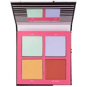 Paleta de colores correctores en crema de Lottie London 16,8 g