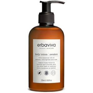 Erbaviva Awaken Body Lotion