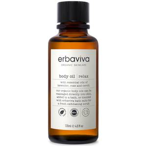 Erbaviva Relax Body Oil