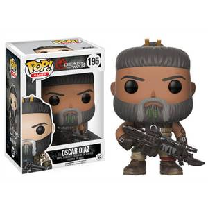 Figura Pop! Vinyl Oscar Diaz - Gears of War