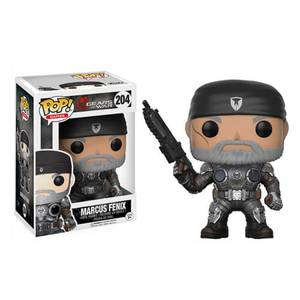 Figura Pop! Vinyl Marcus Fenix - Gears of War