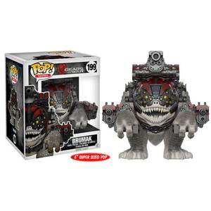 Gears Of War Brumak 6-inch Funko Pop! Vinyl