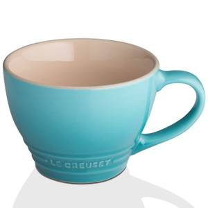 Le Creuset Stoneware Grand Mug - 400ml - Teal