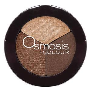 Osmosis Color Eye Shadow Trio - Bronzed Cocoa