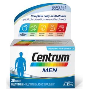 Centrum Men Multivitamin Tablets – (30tabletter)