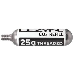 Lezyne 25g Threaded CO2 Cartridge - 5 Pack