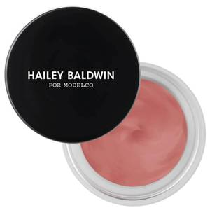 Hailey Baldwin for ModelCo Kiss Pot Rose Lip Balm 9.6g