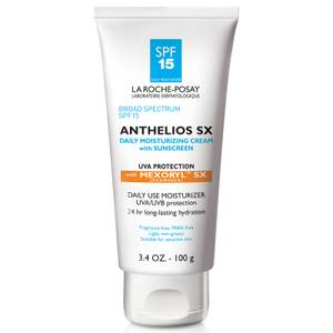 La Roche-Posay Anthelios SX Daily Moisturizing Cream with Sunscreen 3.4 fl. oz