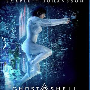 Ghost In The Shell (Includes Digital Download)