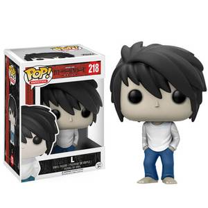 Death Note L Pop! Vinyl Figur