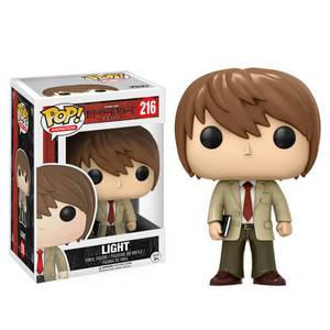 Death Note Light Pop! Vinyl Figur