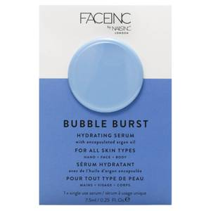 FACEINC by nails inc. Bubble Burst Smoothing Hydro Night Mask 10ml