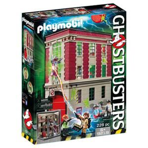 Quartier Général Ghostbusters™ (9219) -Playmobil