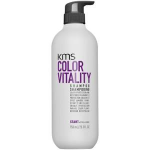 KMS Colour Vitality Shampoo 750ml