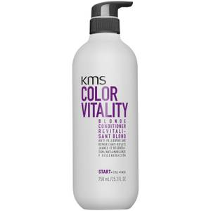 KMS Colour Vitality Blonde Conditioner 750ml